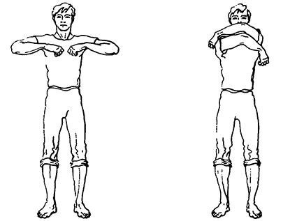Остеохондроз шейного отдела и грудного отдела позвоночника кифоз